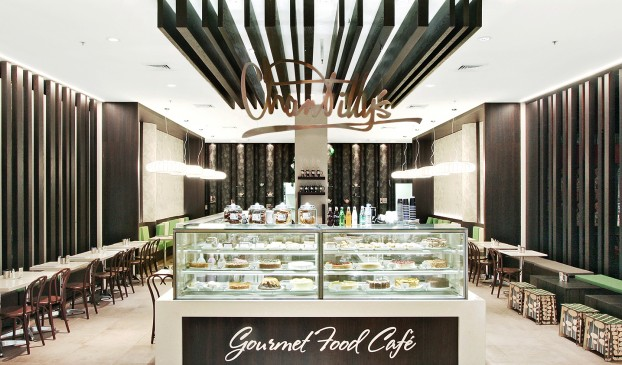 CHANTILLYS food cafe shop in chatswood chase