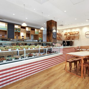 Delisse a french sandwich food shop