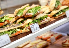Delisse a french sandwich shop