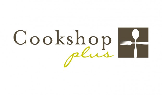cook shop plus branding logo for a home ware store in Bowral