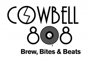 cowbell 808 branding logo for a cafe in Surry Hills