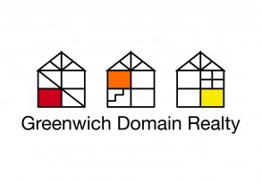 greenwich a branding logo for a real estate business