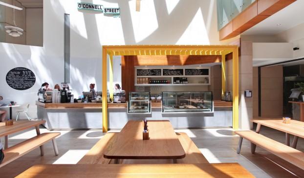 Cafe Oconnell Street Cafe Sydney