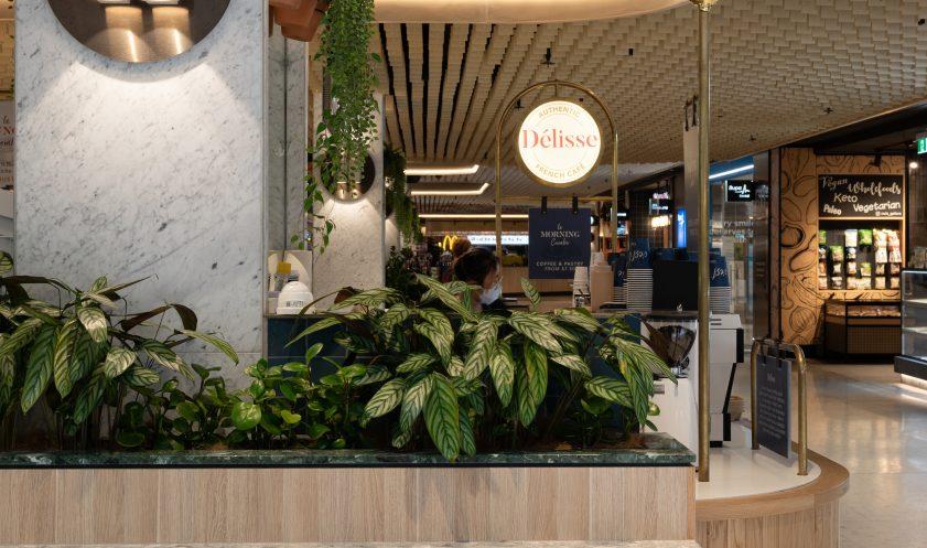 Delisse French Cafe Design